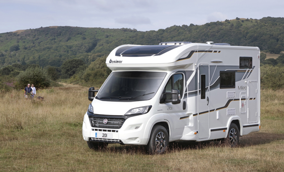 Motorhome Awning Care