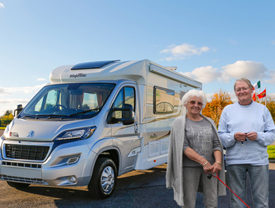 Our New Motorhome -  Collection Time