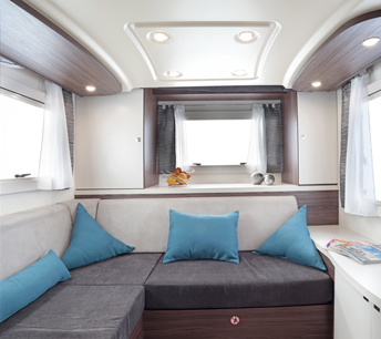 Motorhome Upholstery Care