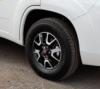 Motorhome Tyre Care