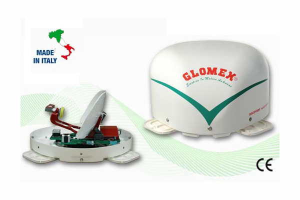 Glomex Software Upgrade