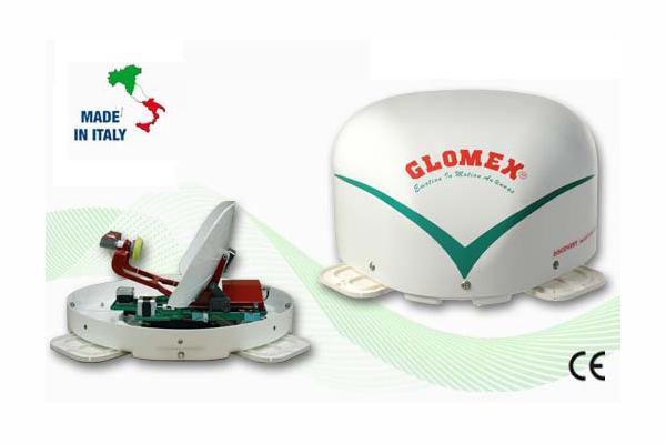 Glomex Software Upgrade