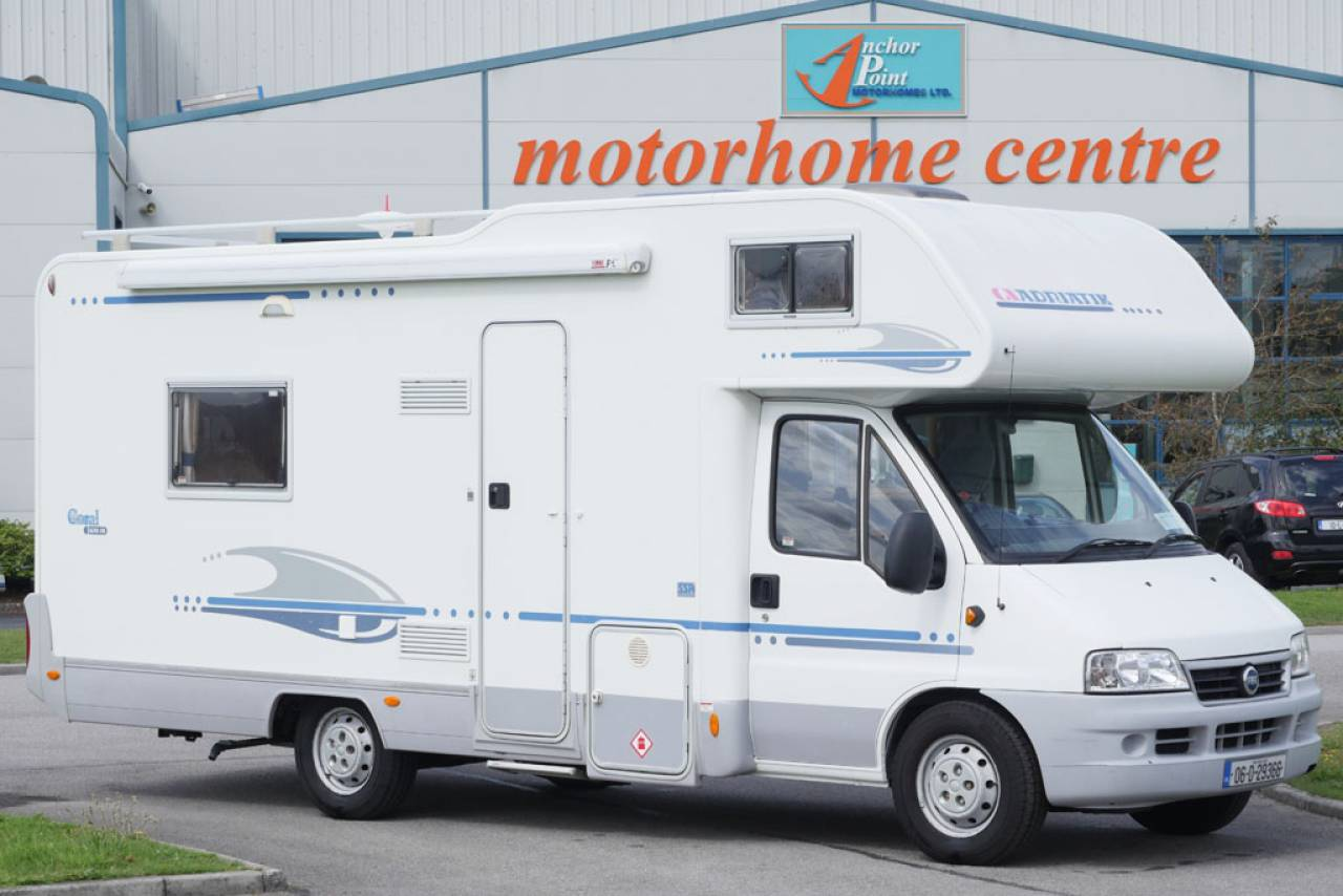 Anchor Point Motorhomes - New and Used Motorhomes for Sale
