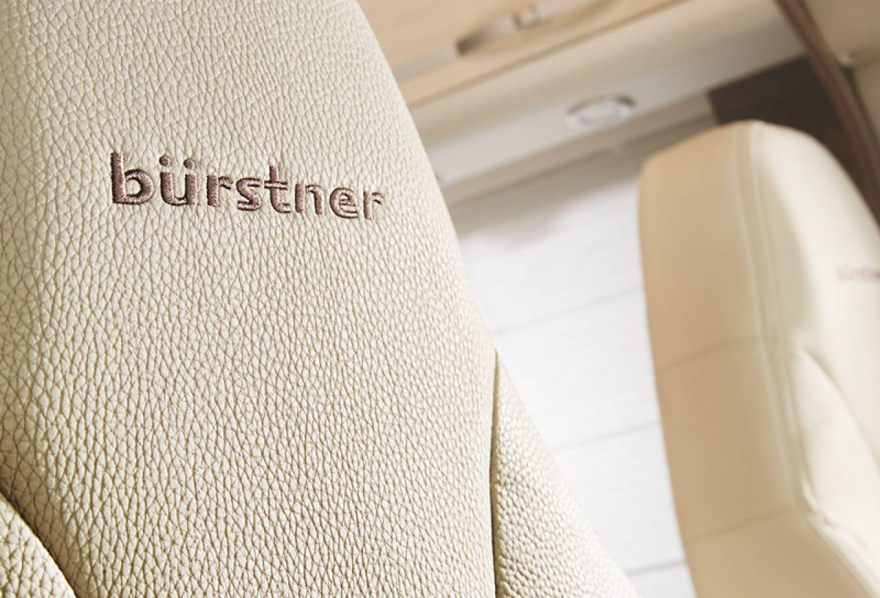 Burstner it680G Sovereign