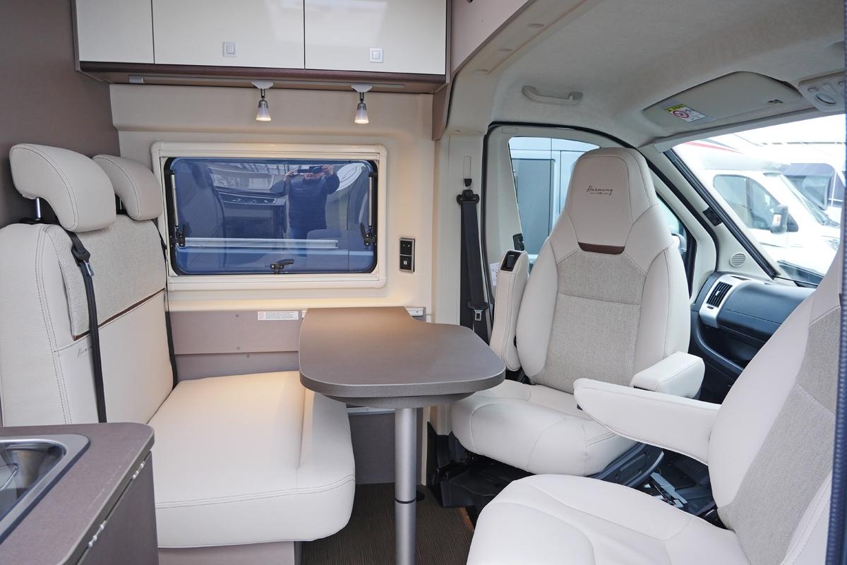 Burstner City Car C600 Harmony