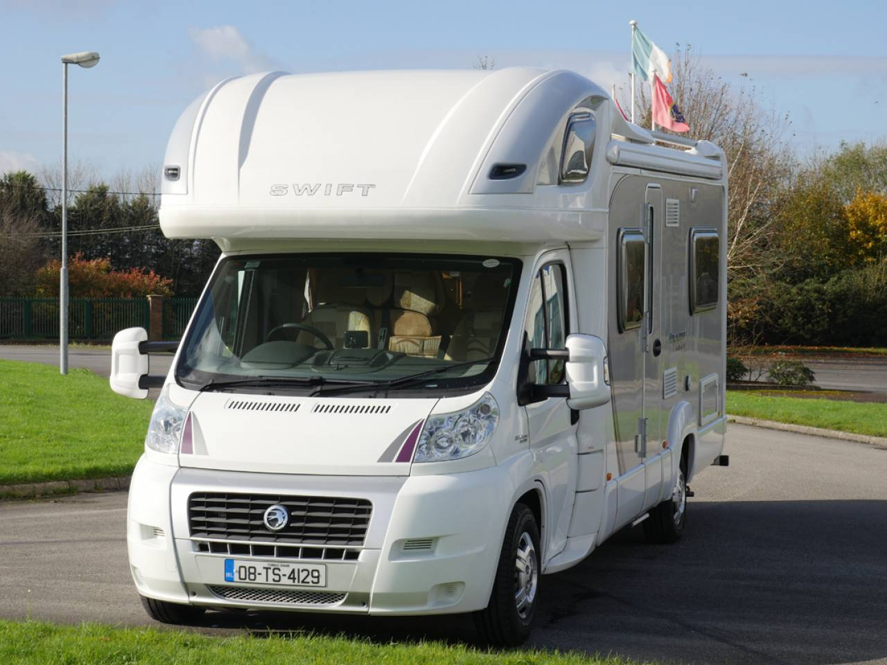 Swift Voyager 685 2008