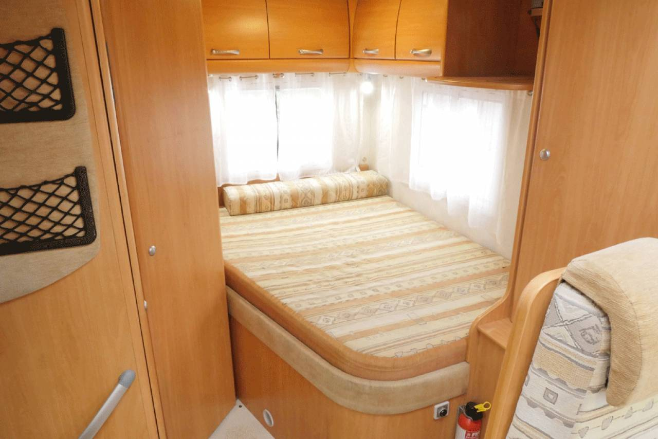 Chausson 2005 fixed bed