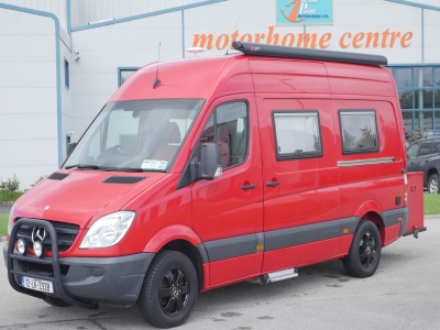 Mercedes Sprinter Automatic 2012